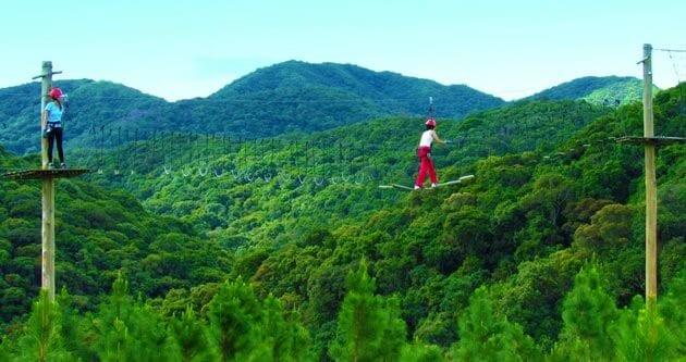 out - As vantagens das atividades outdoor