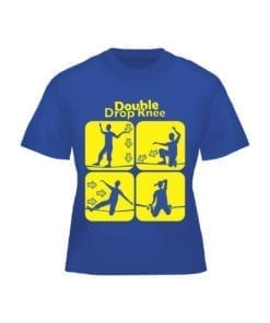 camiseta slackline lets play slackline m 247x296 - Camiseta Slackline Double Drop Knee