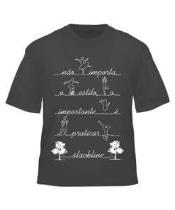 camiseta slackline o importante é praticar masculina 247x296 - Camiseta Slackline - O Importante é Praticar Slackline