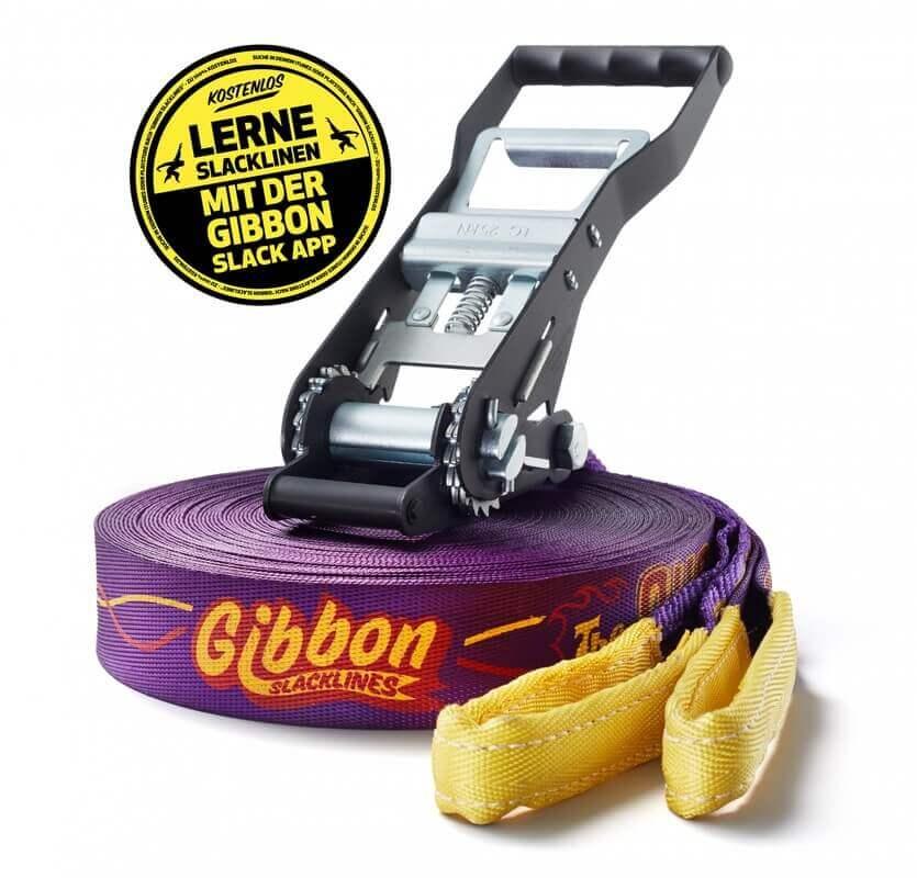 Kit de Slackline Gibbon Surfer Line